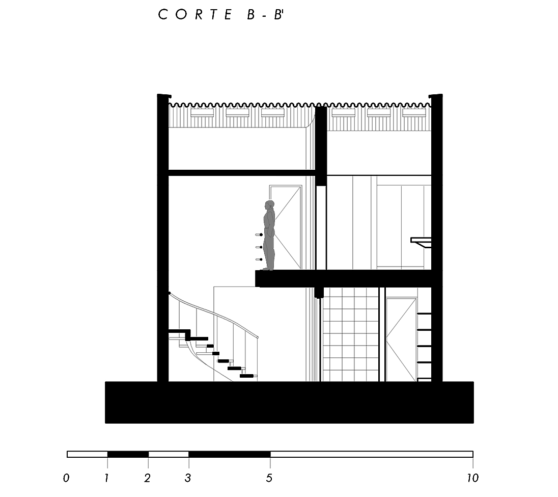 Corte-B