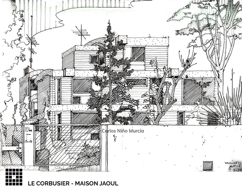 Le Corbusier-Maison Jaoul
